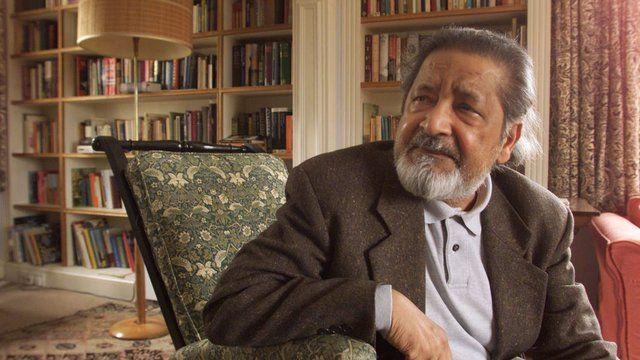 Nobelprijswinnaar Voor De Literatuur Vs Naipaul Is