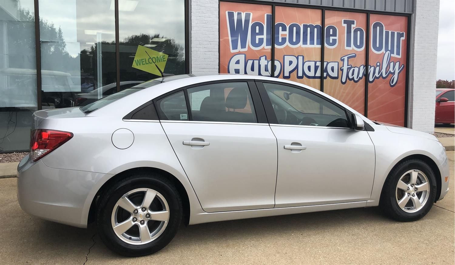 John We Hope That Your New 2011 Chevrolet Cruze Takes You On