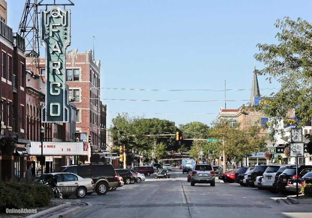 Fargo North Dakota Skeletons In The Closet Pinterest North Dakota Michigan And Places
