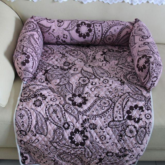 2016 Multifunções almofada Sofá tapete de cama do cão gato de casa ...