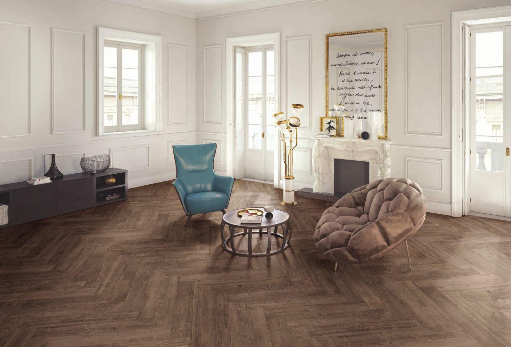 #Keope #Soul Walnut 15x90 cm V934 | #Gres #legno #15x90 | su #casaebagno.it a 32 Euro/mq | #piastrelle #ceramica #pavimento #rivestimento #bagno #cucina #esterno