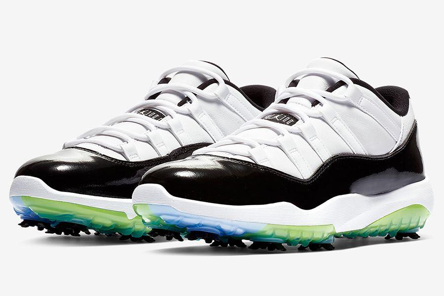 8b0f79e504 Air Jordan 11 Concord Golf Shoe Rumors Confirmed | Man of Many New Nike Air,