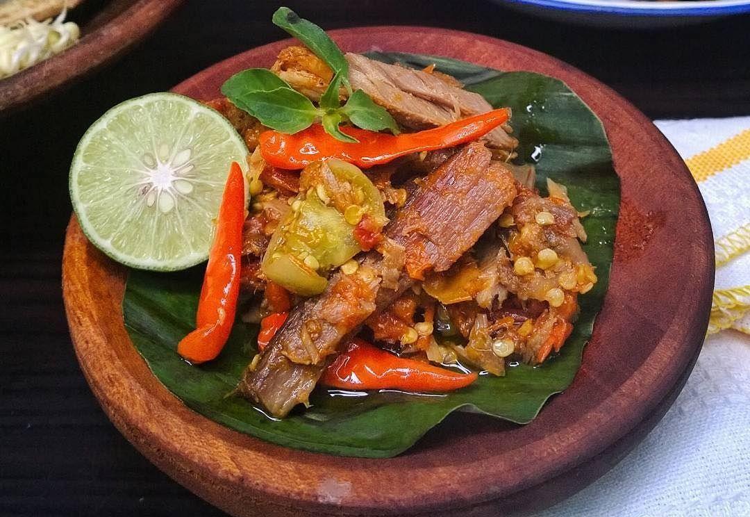 Resep Rica Suwir Cakalang Resep Ikan Resep Ayam