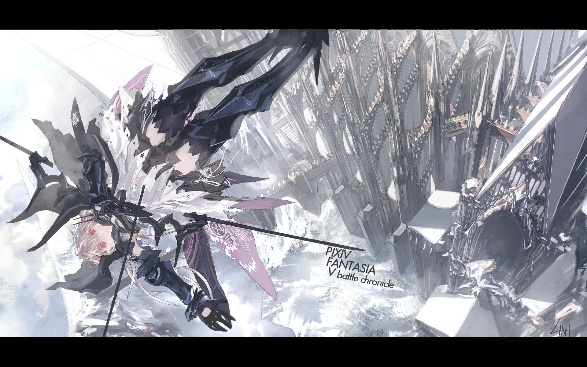 Anime 1920x1200 anime Pixiv Fantasia
