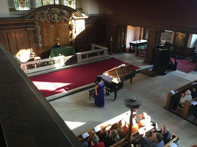 La leonesa Raquel del Val dará un concierto de piano en el Auditorio Ciudad de León el día 5 de mayo http://www.revcyl.com/web/index.php/cultura-y-turismo/item/9141-la-leonesa-r