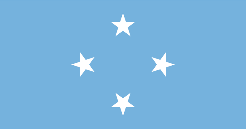 Federated States Of Micronesia Federated States Of Micronesia Micronesia Flag Flags Of The World
