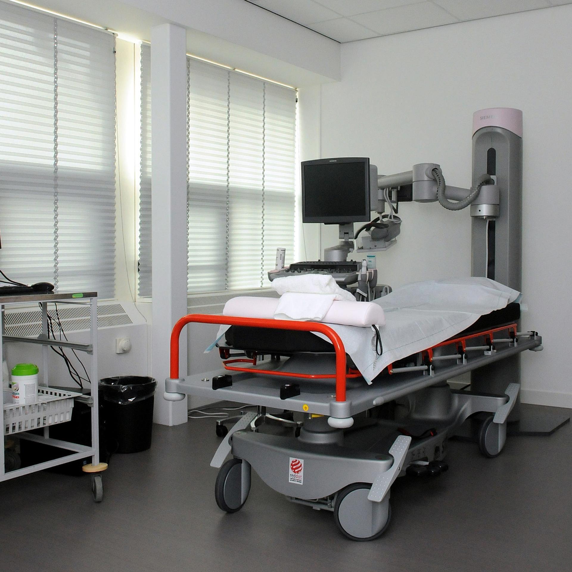 Alexander Monro Ziekenhuis Bilthoven Bouwbedrijf