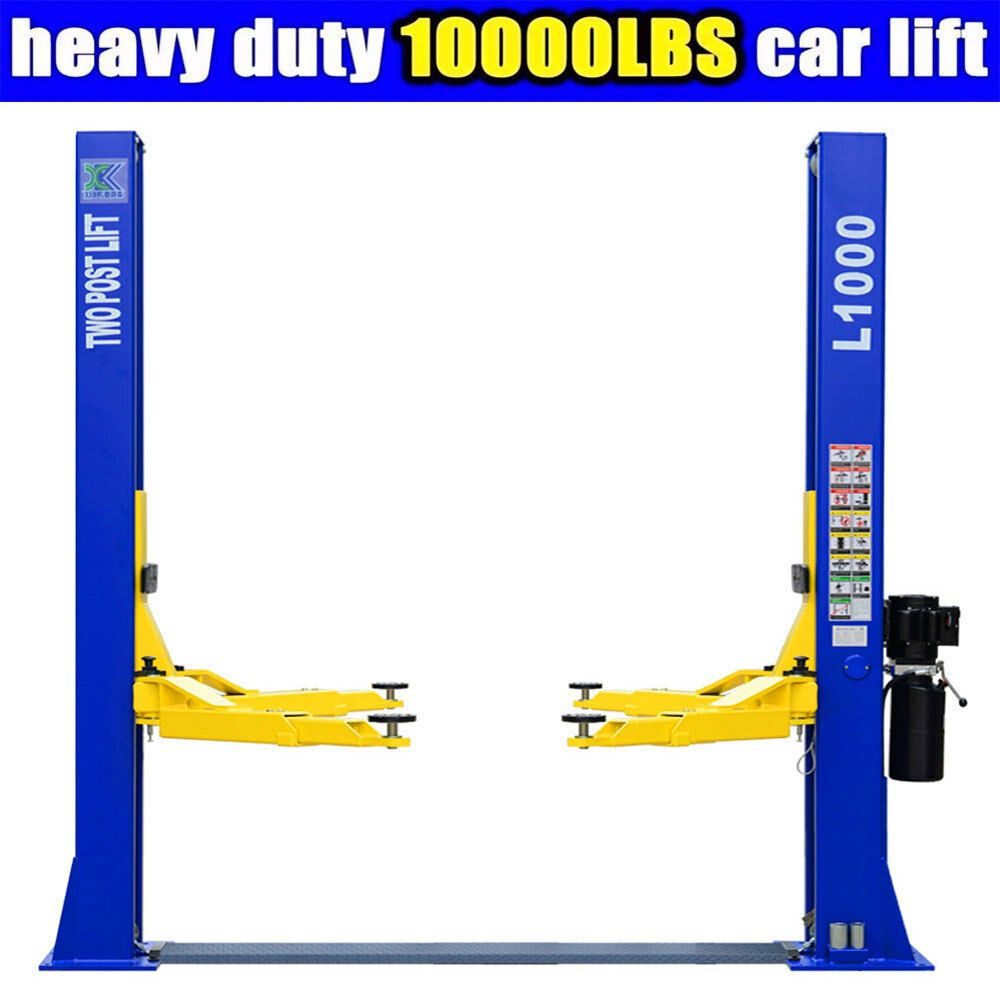 2 Post Lift in 2020 Lifted cars, Two post lift, Trucks