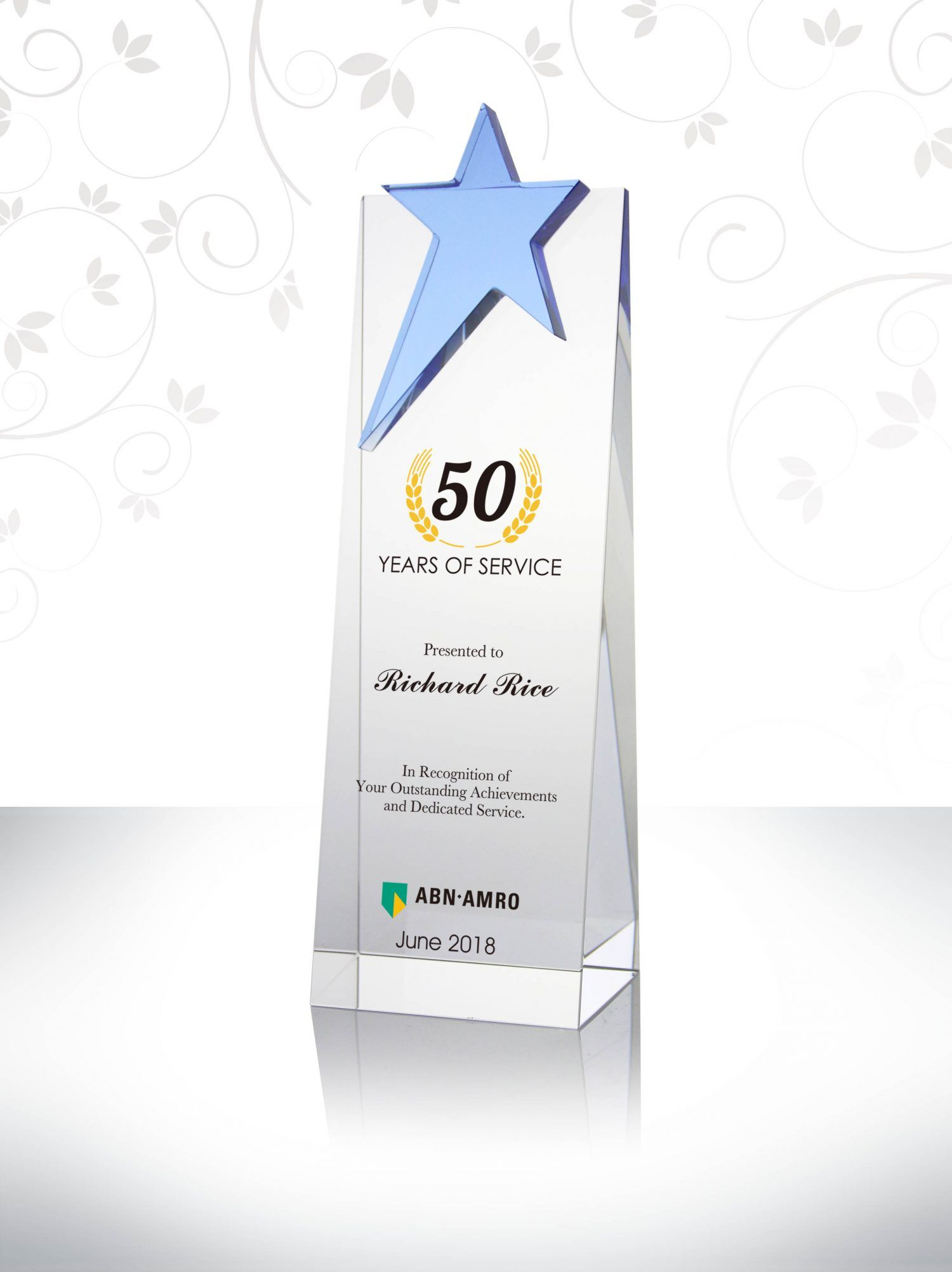 This 50 Years Anniversary Service Gift is one of our most