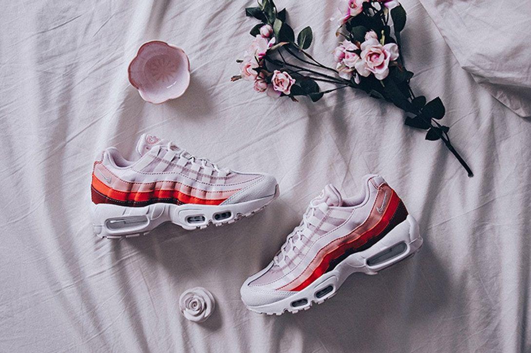 Nike Air Max 95 Vintage Coral footwear 2018 nike sportswear release date  info drop sneakers shoes 71466c978