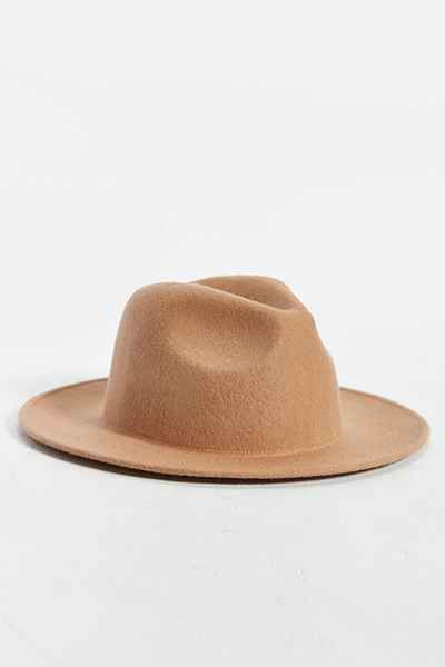 Stetson Lightweight Reeded Matte Fabric Fedora
