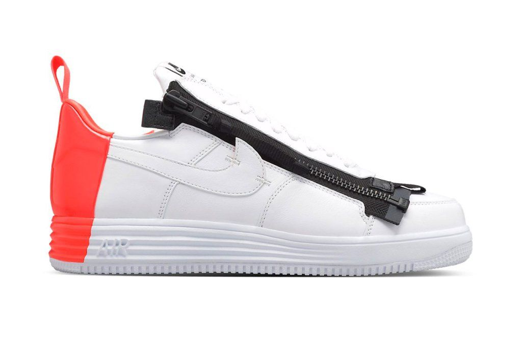 quality design 4cafc f9873 ACRONYM x NikeLab Lunar Force 1 SP