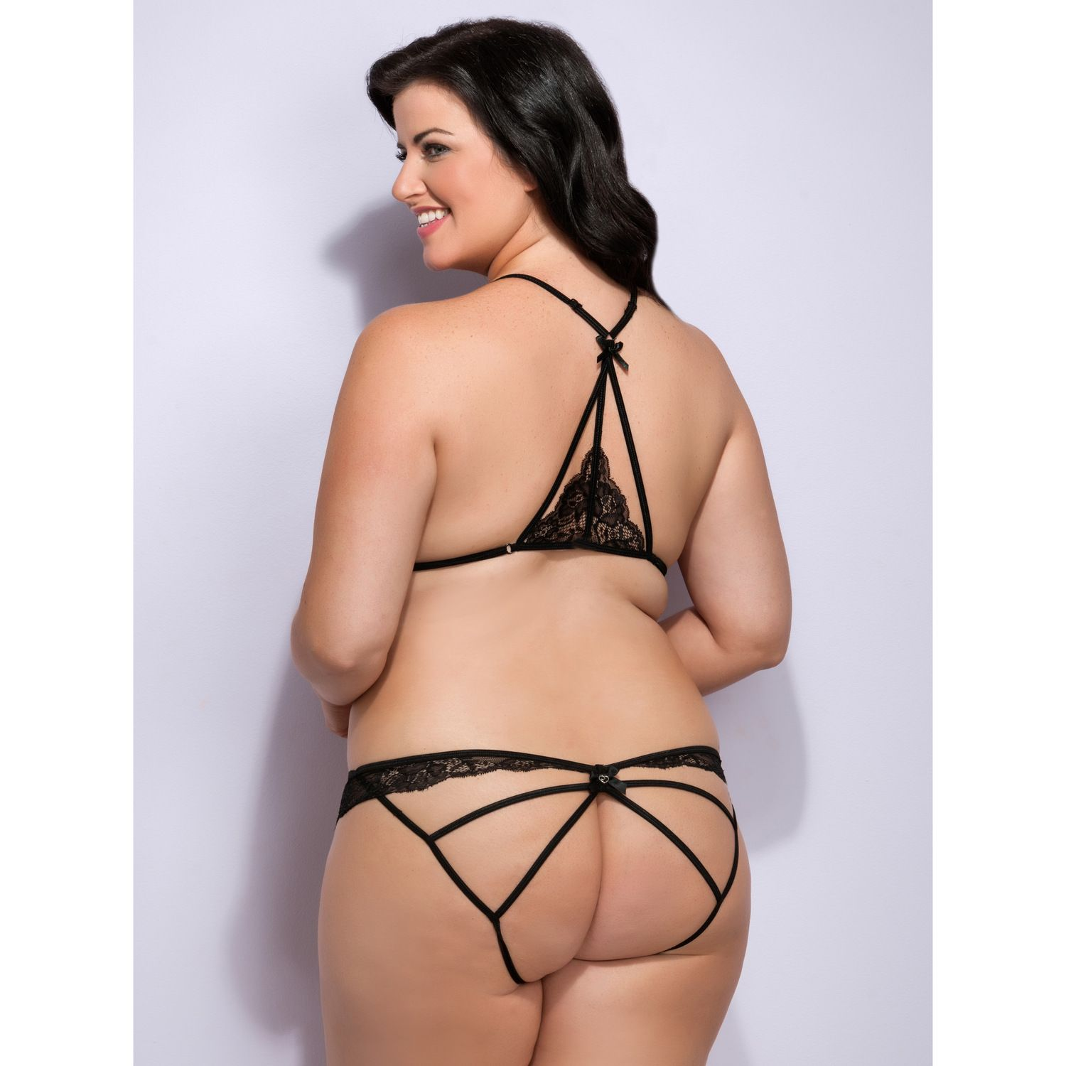 c6383ac3c6 First Look at Love Honey Lingerie in Plus