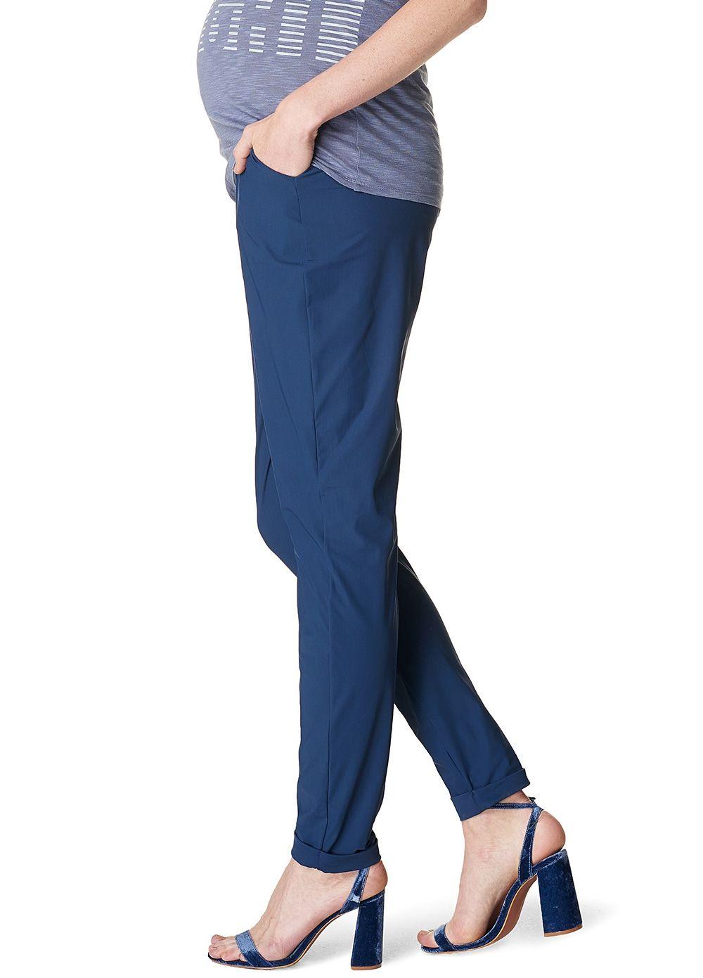 a3d5dfd549146 Aranka Navy Maternity Trousers by Noppies Navy Pants, Maternity Pants,  Workwear, Trousers,