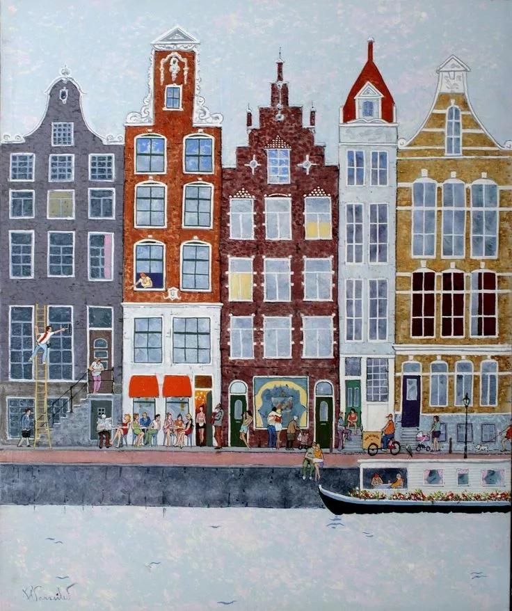 Открытки в амстердаме, картинки комедий