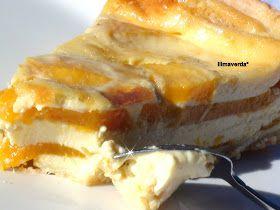 llimaverda: Pastel de mango y mascarpone