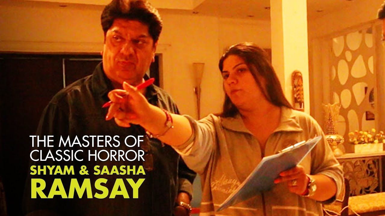 The Masters Of Classic Indian Horror Are Back Shyam Saasha