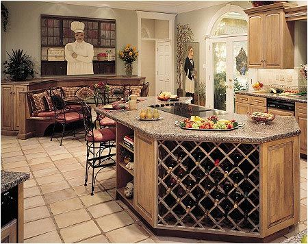 Pleasing Tuscany Kitchen Design Dura Supreme Cabinetry Designed By Home Interior And Landscaping Oversignezvosmurscom