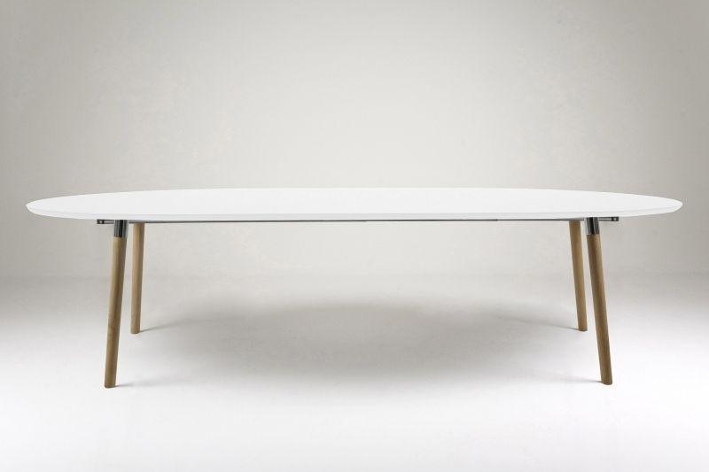 table basse style nordique en bois, ronde vénésetti concernant
