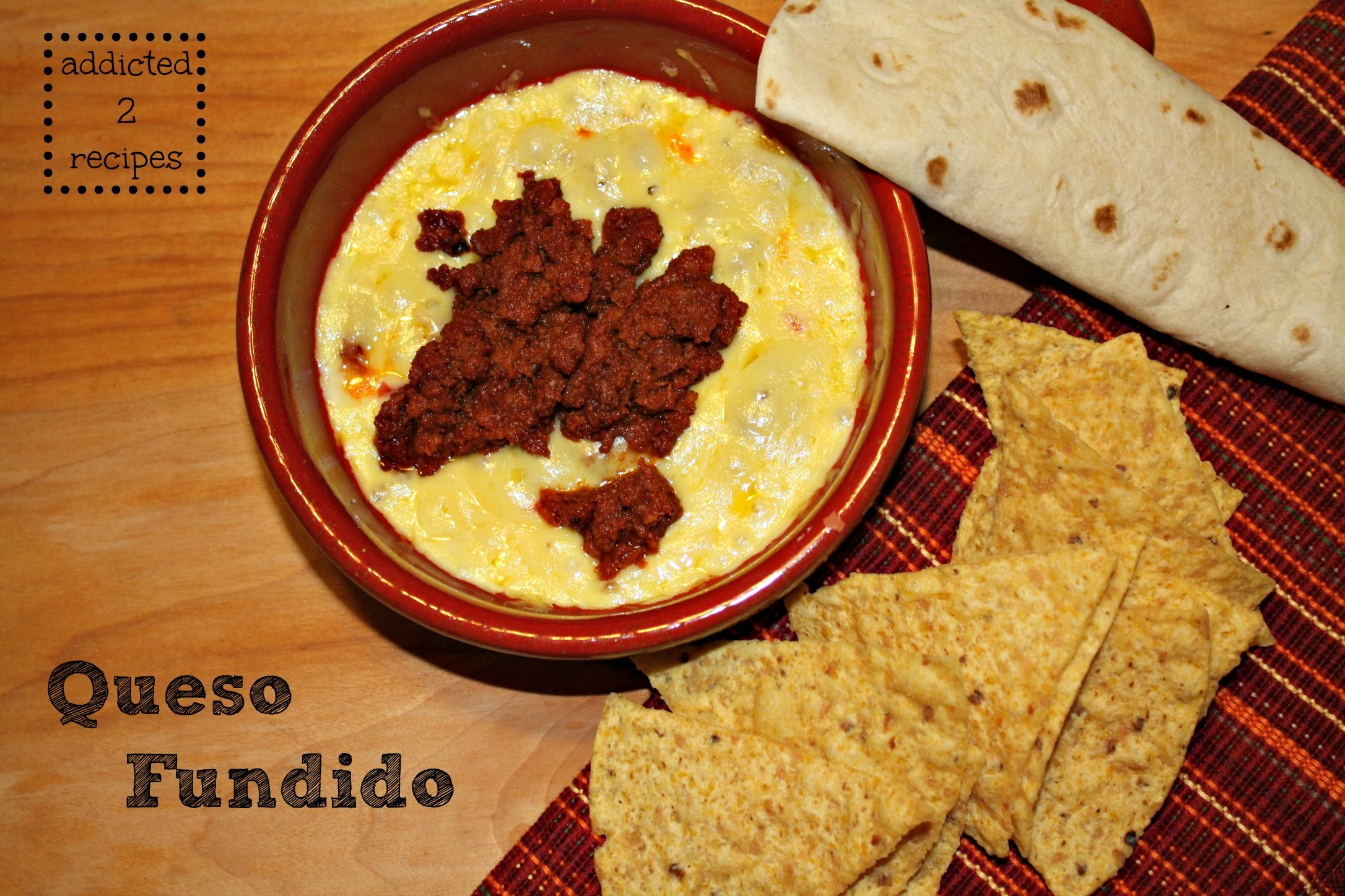 Chewy gooey goodness - Queso Fundido #AuténticoCheeseSociety, #CheeseSociety #ad