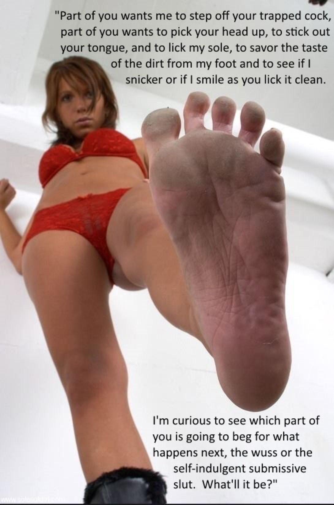 Dirty Feet Domination 63