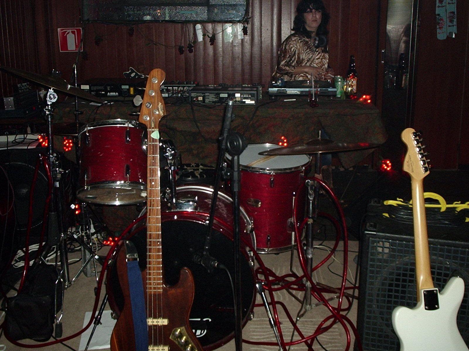 Show no Clube Berlin, SP, 2007