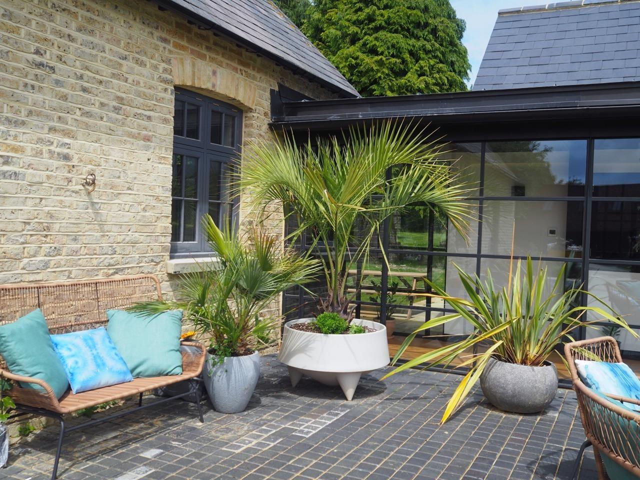 Ext Rieur Terrasse Jardin Maison Home Garden House