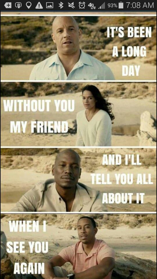 830207390bdc877a8d5be402cc1b9dec fast and furious 7 memes pinterest movie, vin diesel and