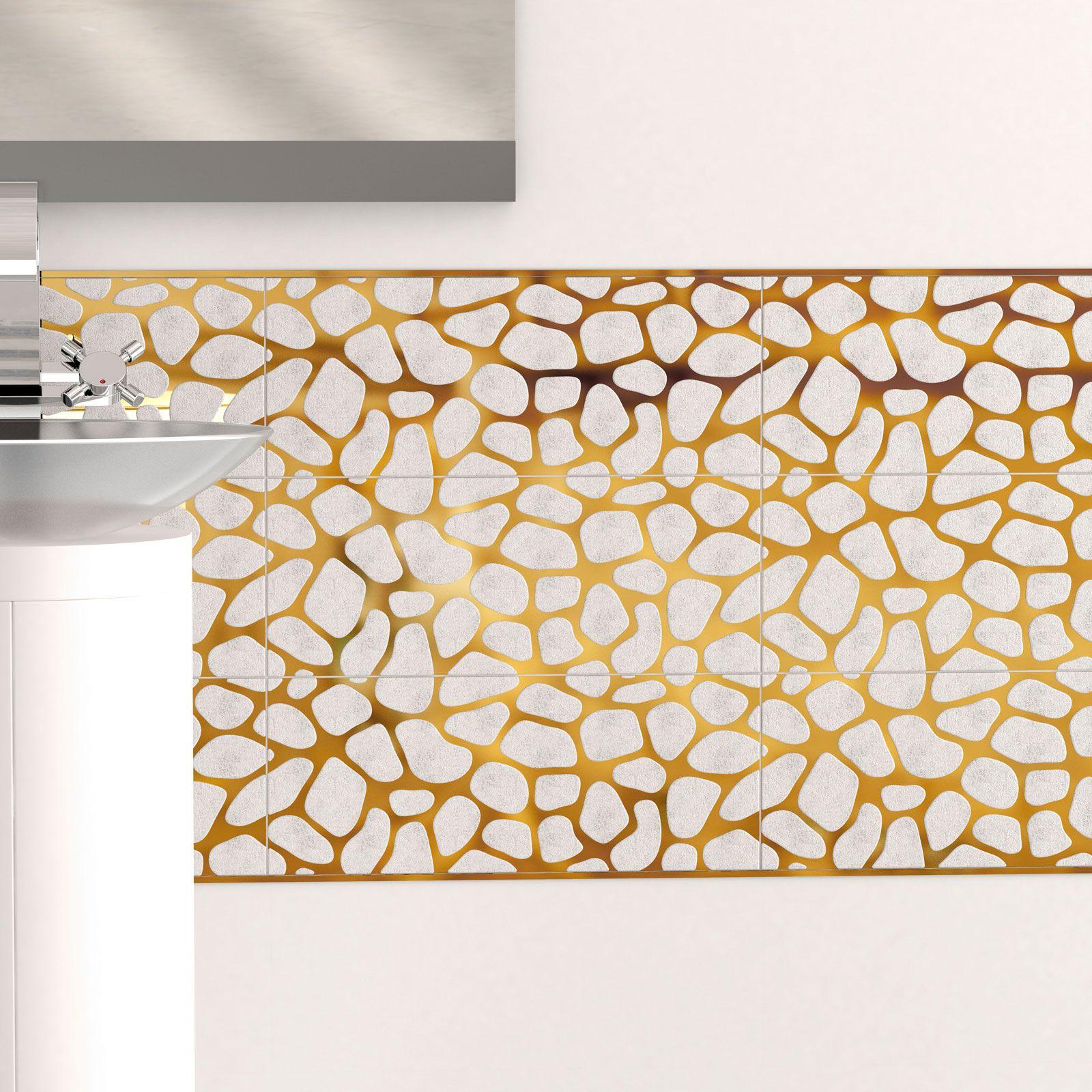modern tiles 31 Hybrid Between a Wallpaper and a Tile Pattern ...