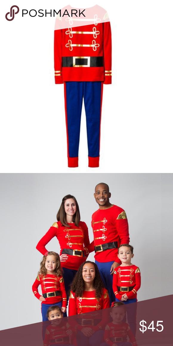 Target ๏ Nutcracker Holiday PJs Pajamas Sleep Set NWT