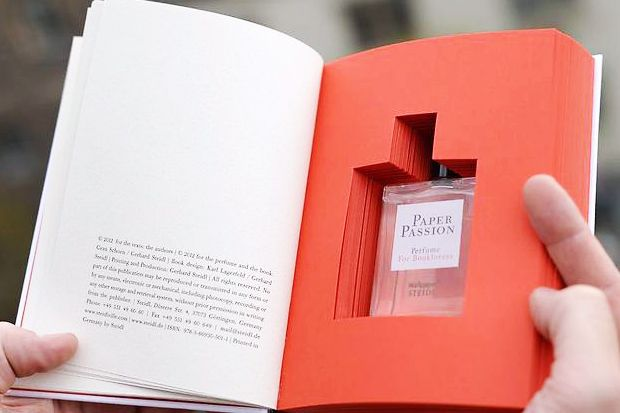 The Silent Scent of Paper – Paper Passion