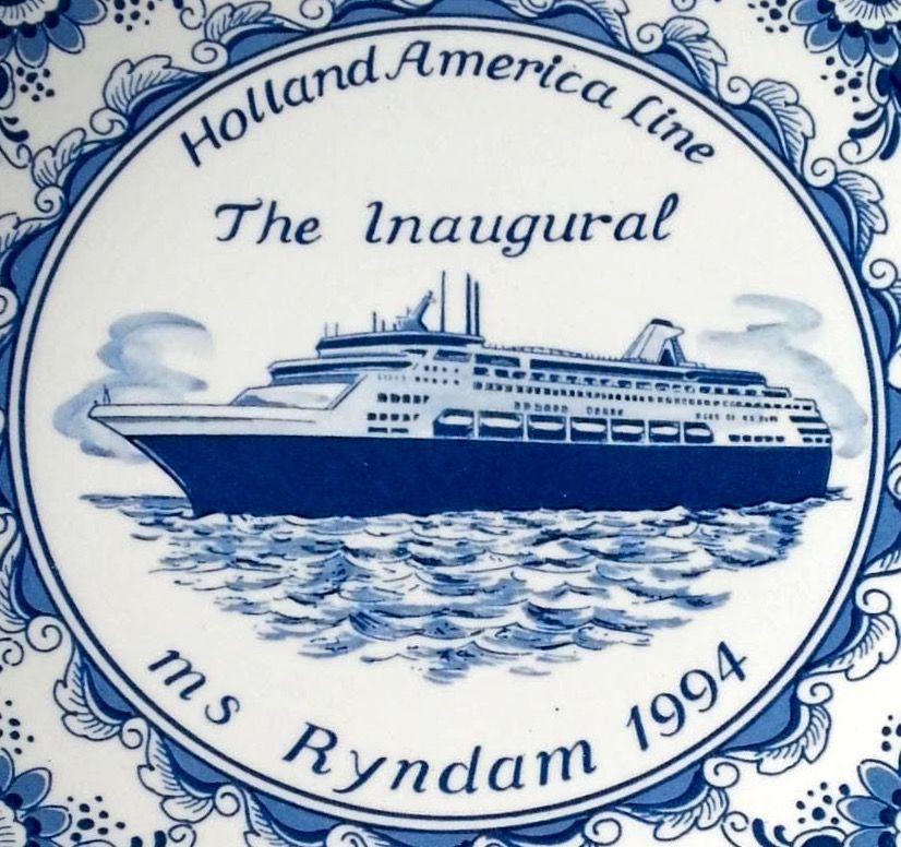 Buque de crucero Ryndam 1994, Holanda