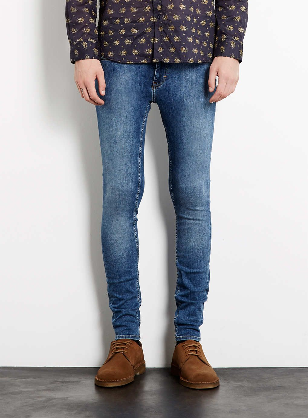 Spray On Jeans Mens