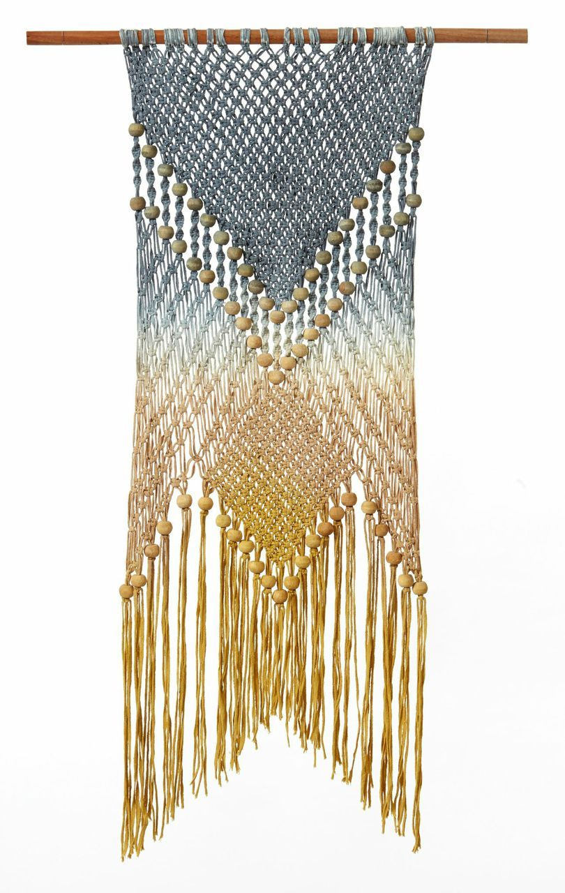 Jute Ombre wall hanging $79.95 50cmx100cm | Art work for the every ...