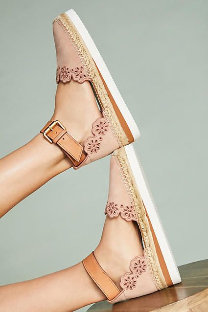 See By Chloe See by Chloe Scalloped Espadrilles #ad #AnthroFave #AnthroRegistry Anthropologie