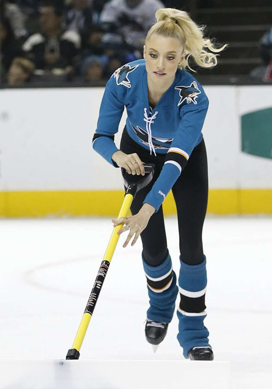 Fire & ice — Hottest, hardest-working Ice Girls of the ...