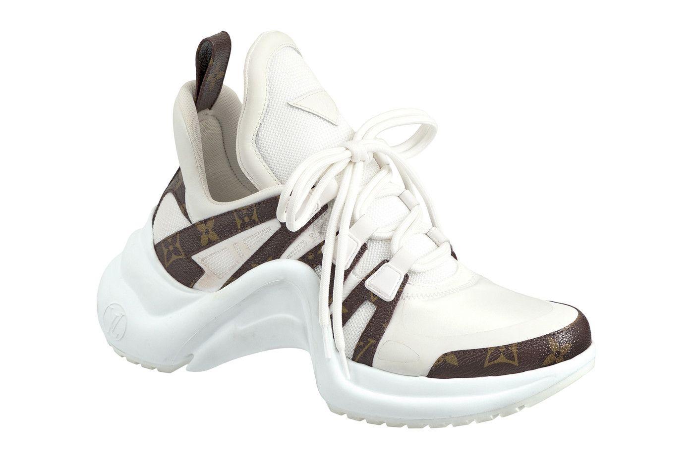 Louis Vuitton Archlight Sneaker Closer Look   HYPEBEAST