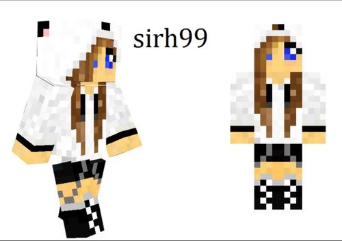 Minecraft Girl Skins - sirh99 #beautiful  sirh99