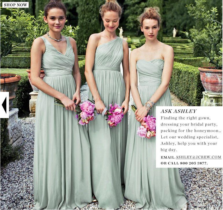 15 Most Popular Bridesmaid Dresses From J Crew Modwedding Mint Bridesmaid Dresses Long Green Bridesmaid Dresses Green Bridesmaid Dresses