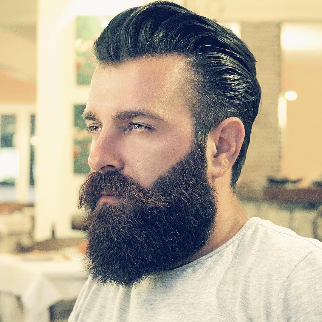 Mens Hairstyle And Beard Californiatwentyseven⚔Bearded Villains Member⚔ My Jeep