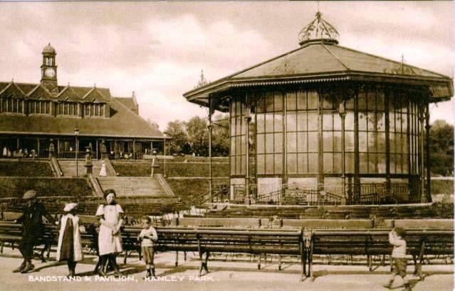 Hanley Park 1900
