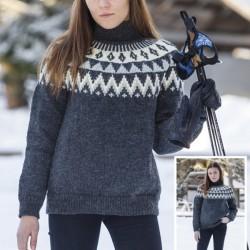Photo of 91704 – Bluse med bærestykke fra Järbo