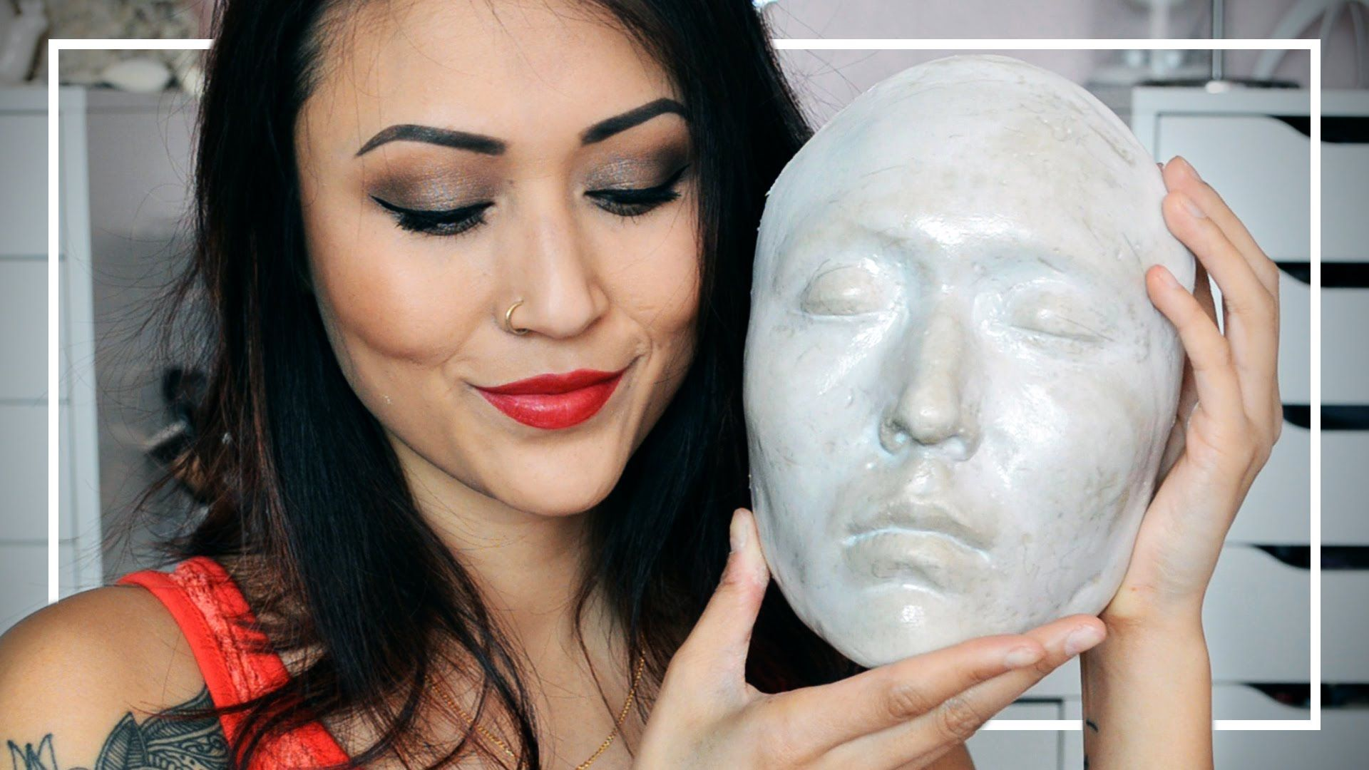 In this diy i will show you the tutorial on how to make a face cast