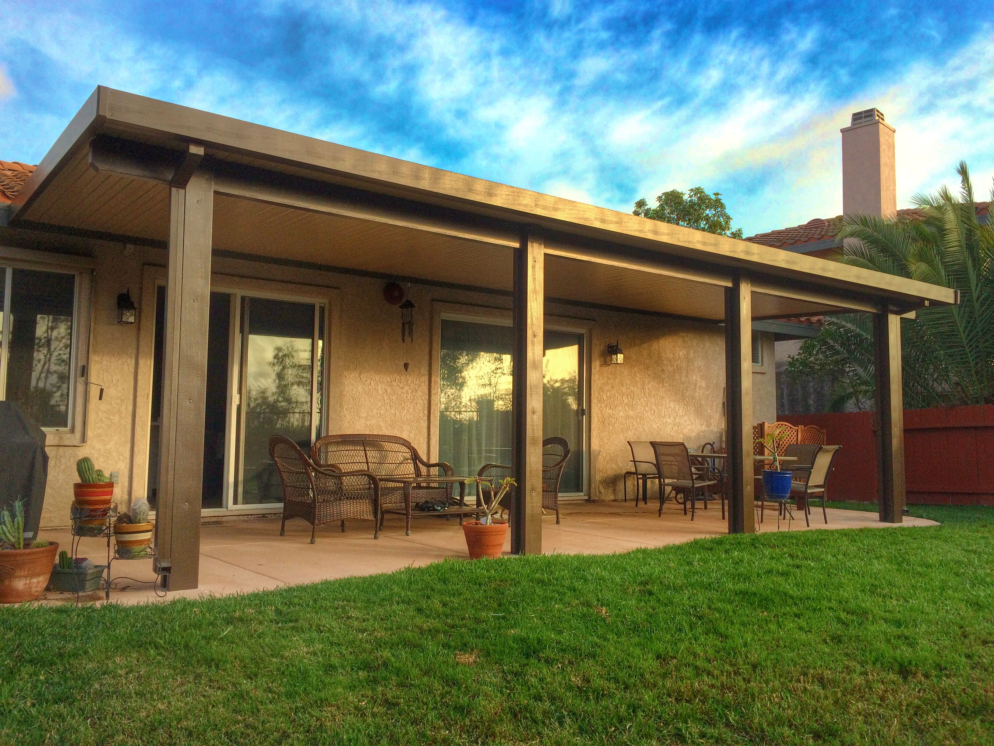Pin by Patio Kits Direct on Diy Alumawood Patio cover ...