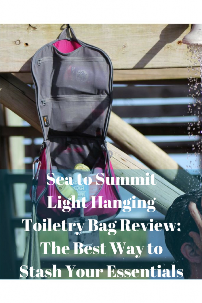 Sea to Summit Light Hanging Toiletry Bag Review  The Best Way to Stash Your  Essentials e0d12ce3d7351