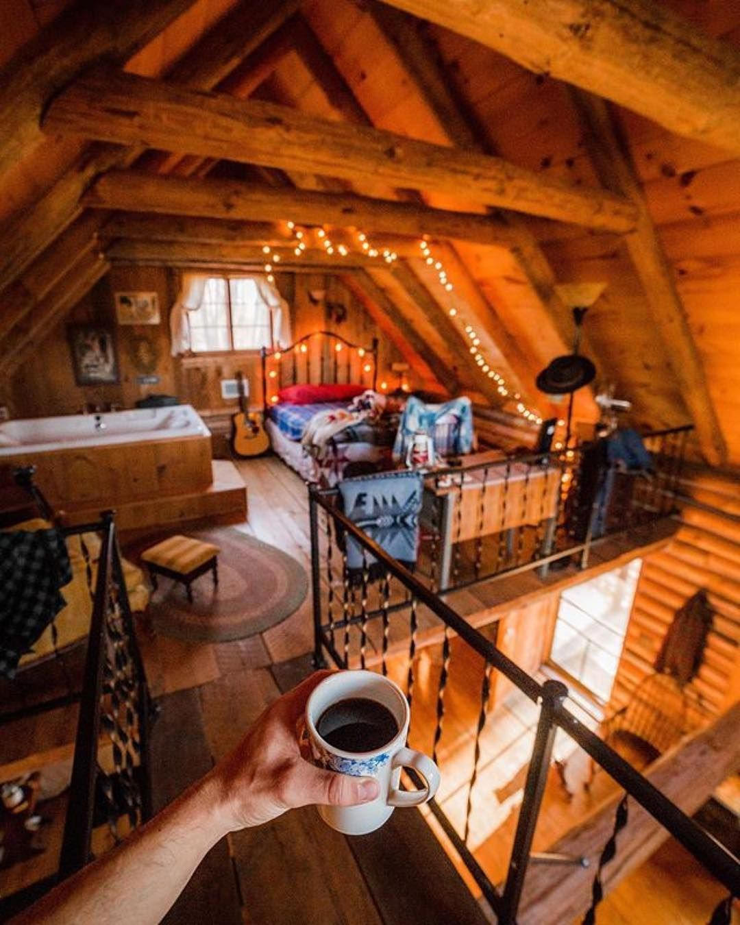 Cozy Cabin Hygge Wonderlustcollective V Instagram Every