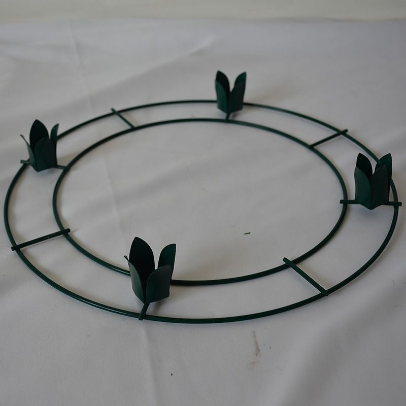 Custom Crayon Metal Wire Wreath Ring Frames Supplies To Hold Candles Buy Metal Wreath Frame Crayon Wreath Supplies Metal Wire Wreath Frames Product On Alibaba Metal Wreath Frame Metal Wreath