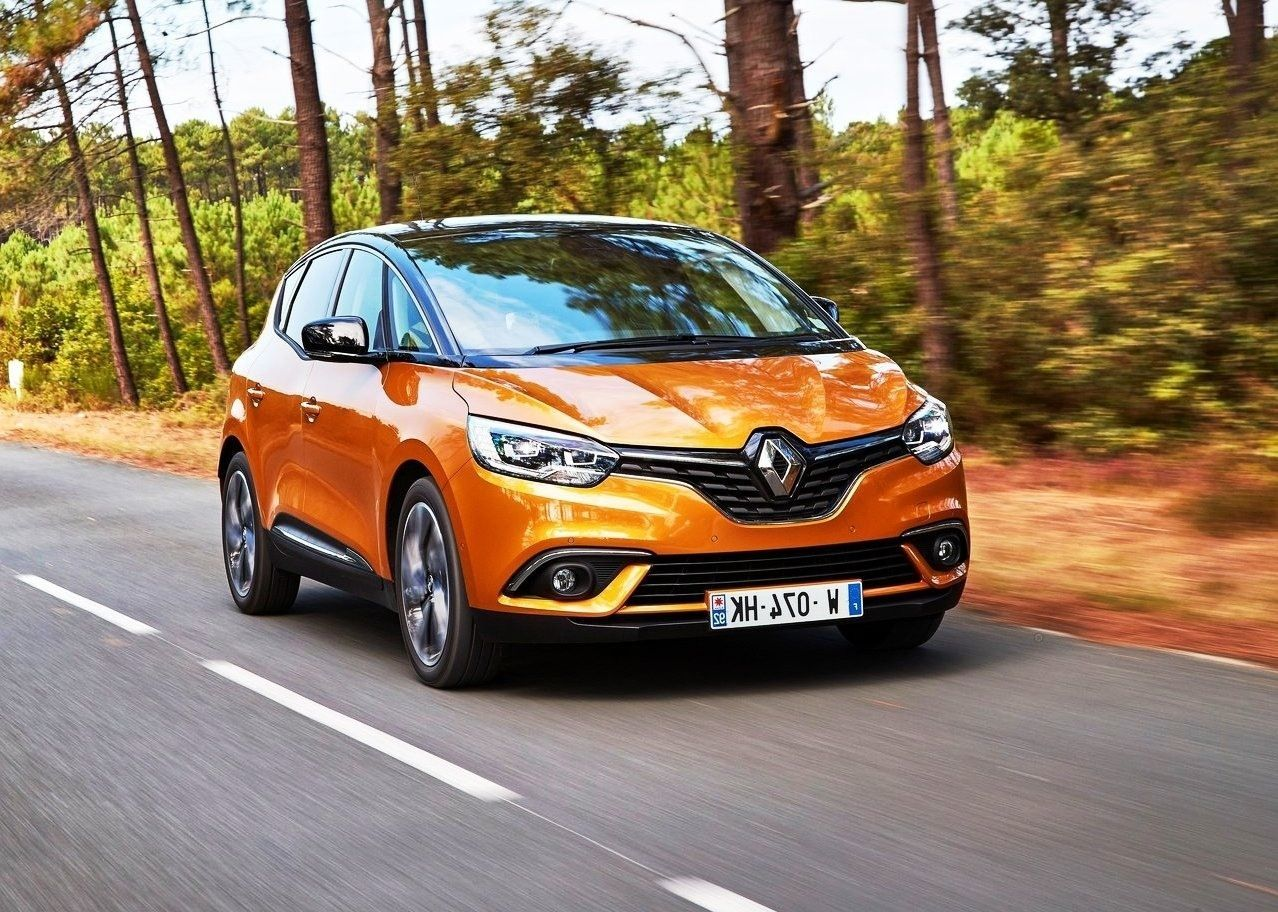 Best 2020 Renault Megane Suv First Drive Renault Renault Scenic
