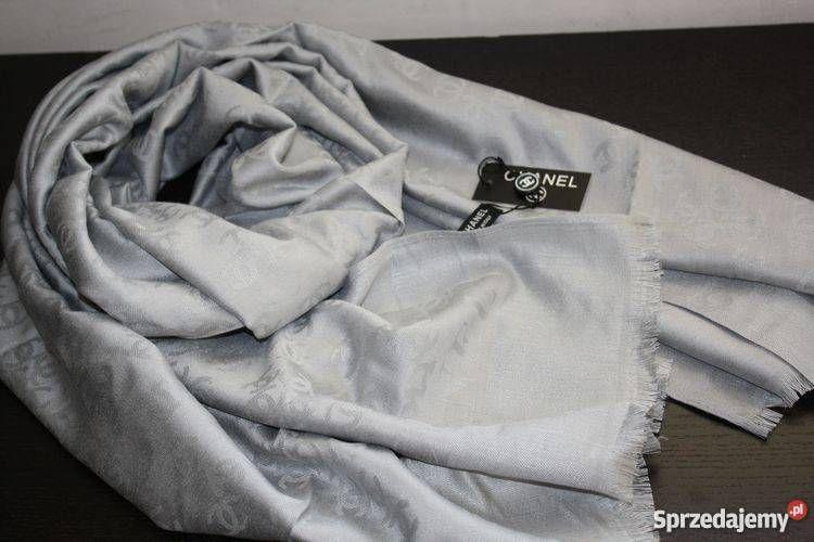 Www Sprzedajemy Pl Chusta Szal Chanel Laundry Clothes Clothes Fashion