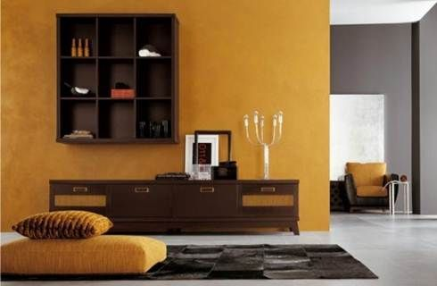 tinte pareti soggiorno - Cerca con Google | Arredamento | Pinterest ...